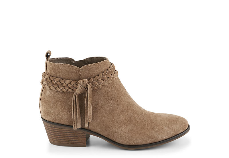 Michael By Shannon Womens Mallory Dress Booties