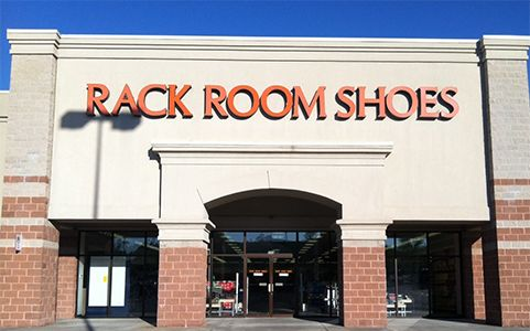 Shopping Tips for Rack Room Shoes: 1. The Rack Room Shoes email list regularly dispenses invaluable coupons, deals and discounts. 2. Returns for refunds or exchanges are accepted within 60 days of the purchase date. 3. Tuesday is a special day for military members. Flash a current ID to redeem 10% off your order. 4.