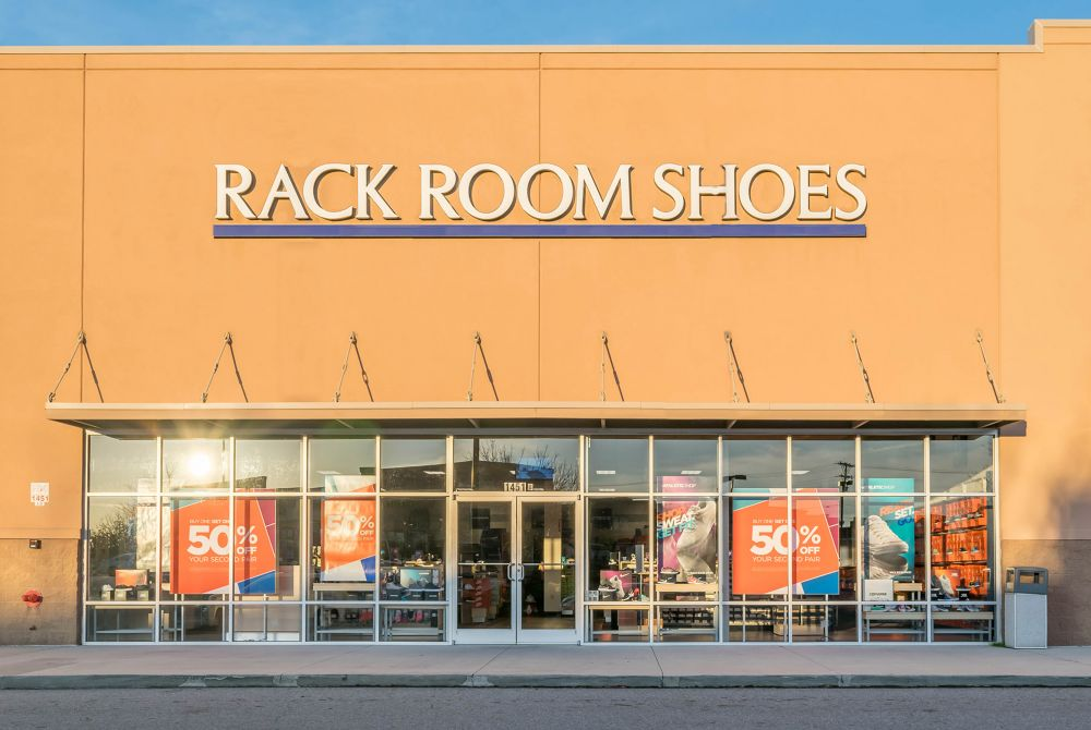 rack room shoes outlet statesville hours