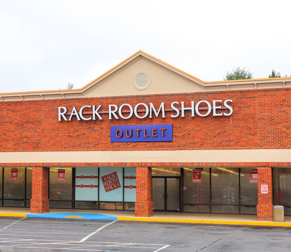 Macon Mall Shoe Stores