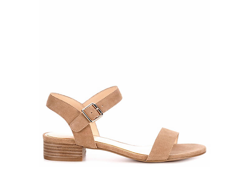 Michael By Shannon Womens Hazel Blockheel Sandals