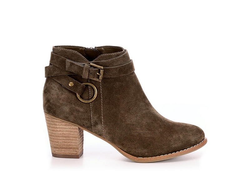 Michael By Shannon Womens Blair Booties
