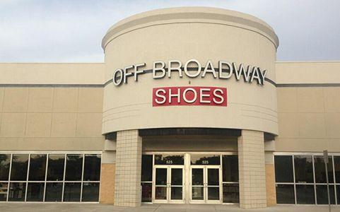 Off Broadway Shoe Warehouse Store Locator
