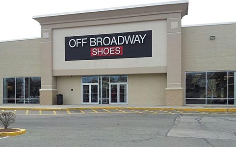 Off Broadway Shoe Warehouse Store Locations