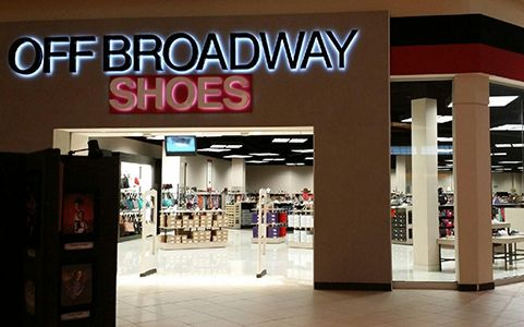 Off Broadway Shoes Stores Locations
