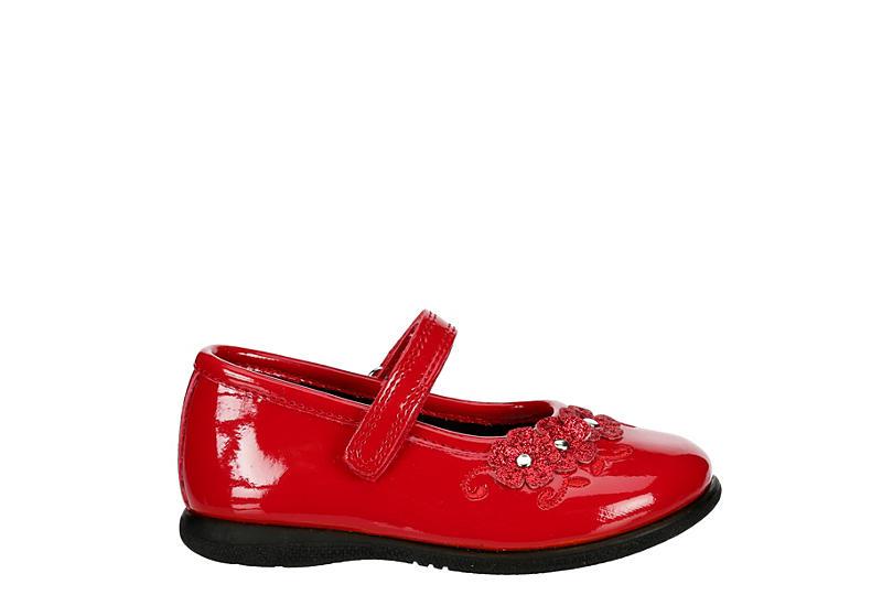 Rachel Shoes Girls Infant Paige Mary Jane Flat Flats