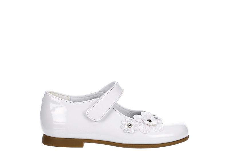 Rachel Shoes Girls Infant Lil Vanna Mary Jane Dress Shoe Flats