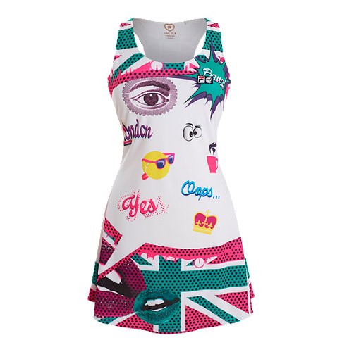 Fila MB Court Central Dress