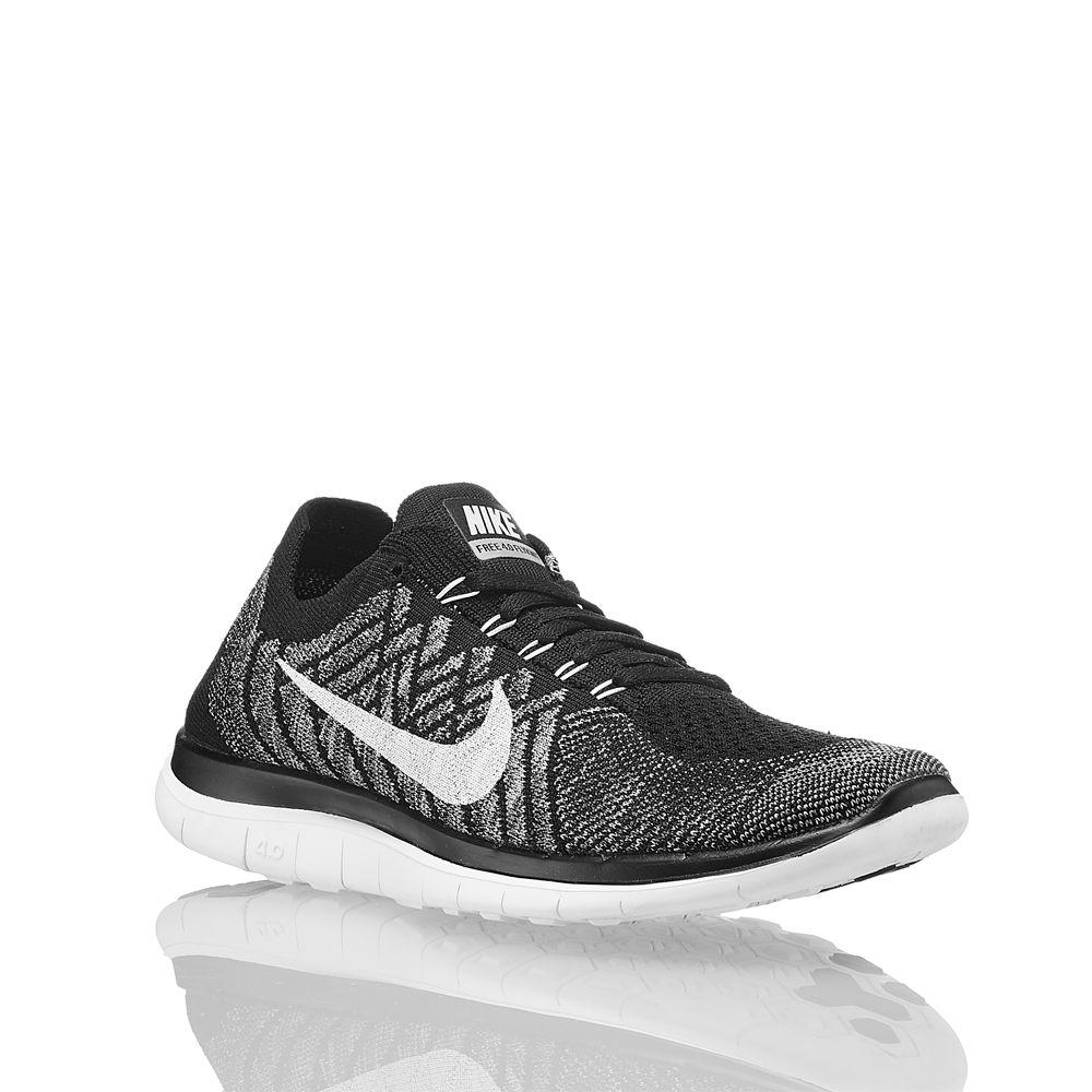 Nike Free 4.0 Nere E Bianche