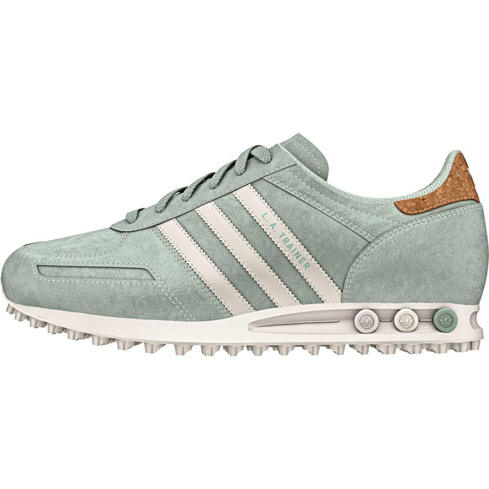 Adidas La Trainer Damen Grün teno.ch