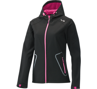 Big Tramp Big Tramp Giacca softshell outdoor Donna
