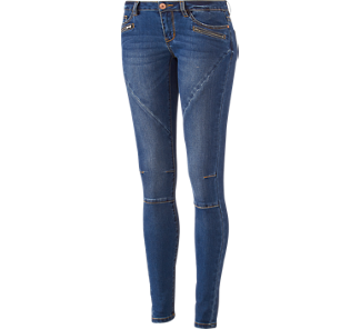 Noisy May Jeans Damen
