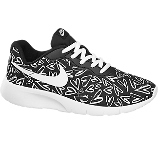 Nike Tanjun Print Enfants Sneaker
