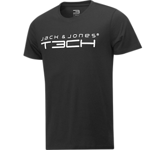 Jack + Jones Tech Foam Hommes Shirt