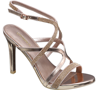 Catwalk Heeled Sandals