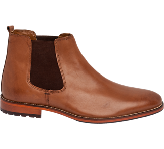 Formal Slip-on Boots