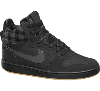 NIKE Mid Cut Sneakers COURT BOROUGH MID
