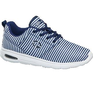 Graceland Tengerész csíkos sneaker