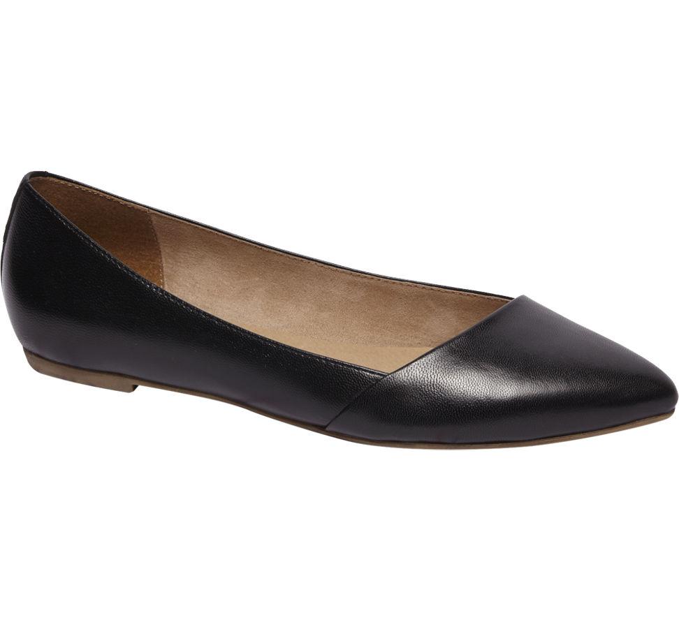 5th Avenue Ballerina Femmes noir 1141870