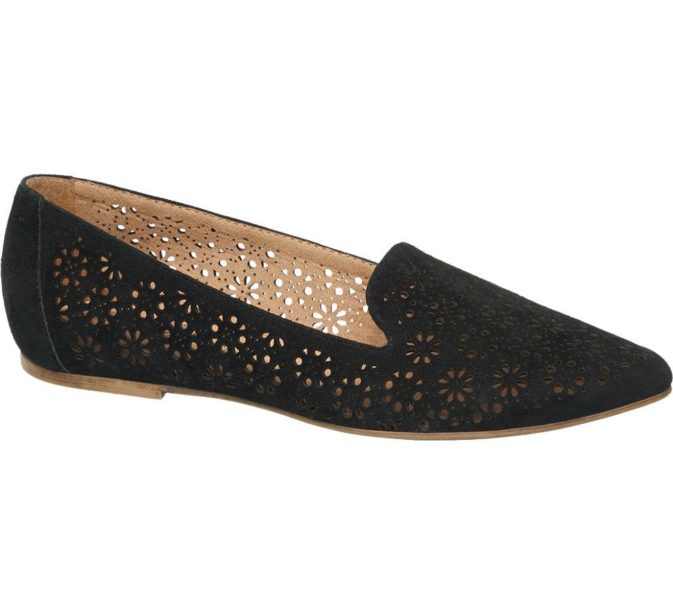 5th Avenue Ballerina Femmes noir 1141871