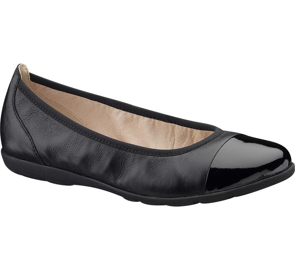 5th Avenue Ballerina Femmes noir 1141877