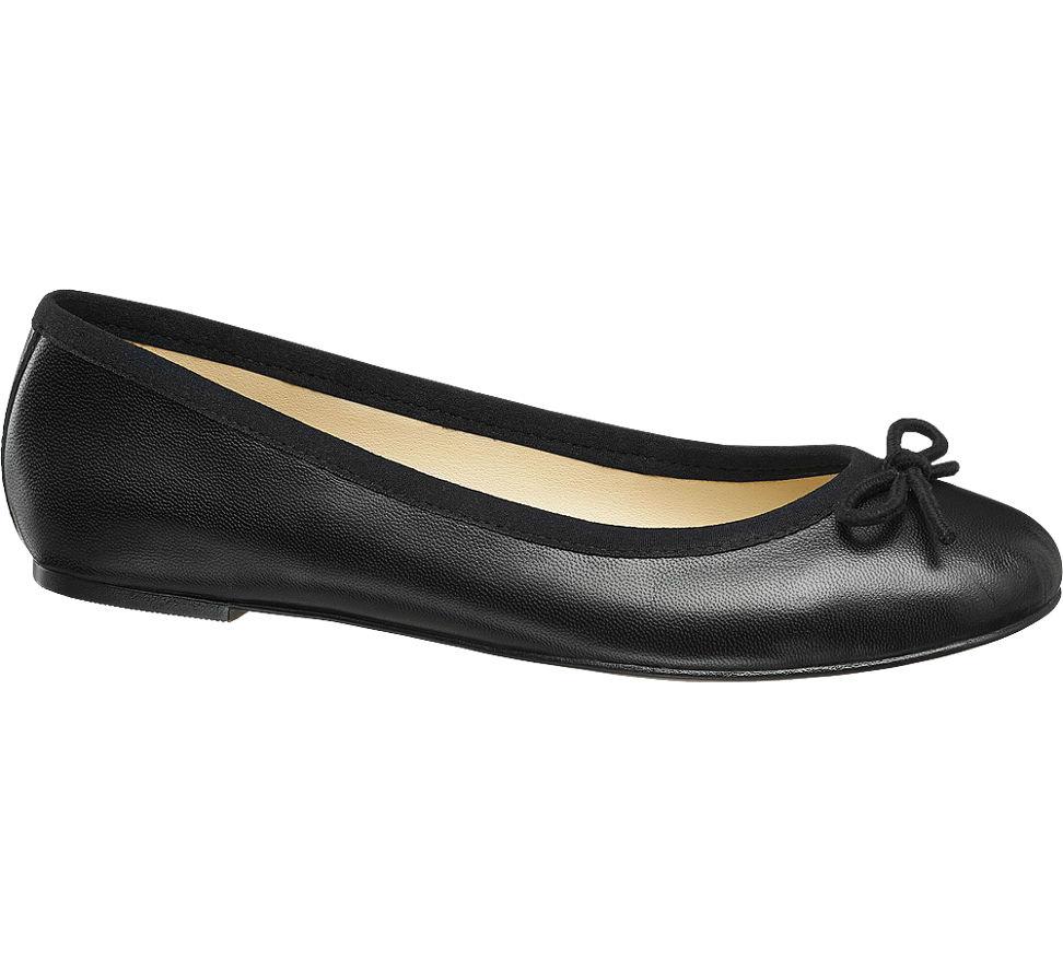 5th Avenue Ballerina Femmes noir 1141865