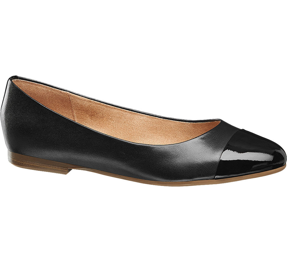 5th Avenue Ballerina Femmes noir 1141875
