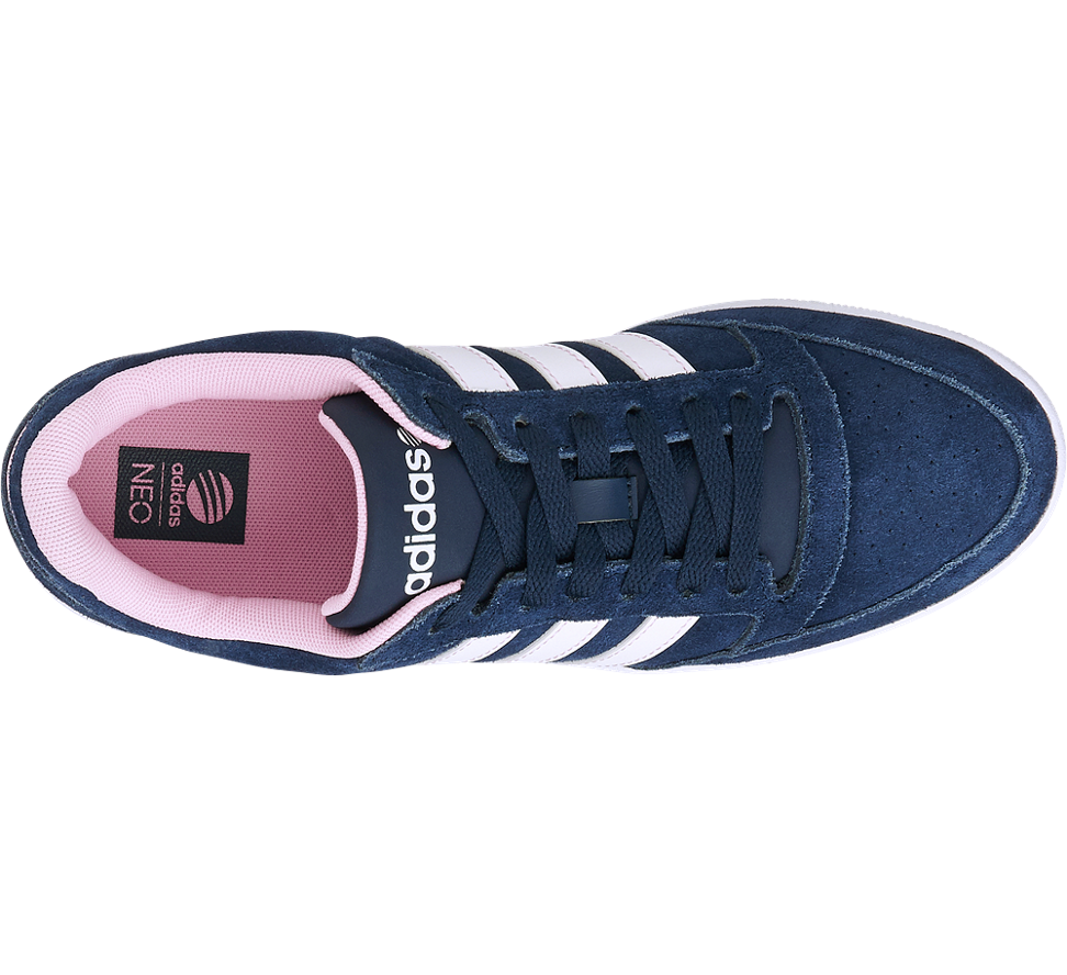 vl hoops low adidas cheap online