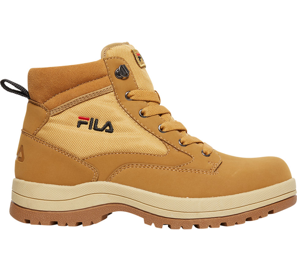 m nner schn rboots von fila in camel. Black Bedroom Furniture Sets. Home Design Ideas