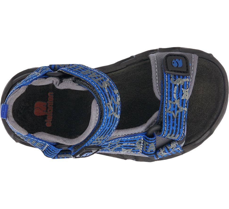 sandale weite w v von elefanten in blau. Black Bedroom Furniture Sets. Home Design Ideas
