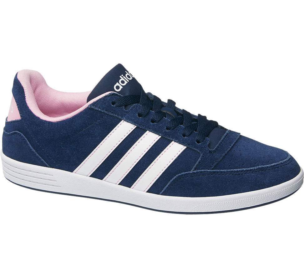 Sneaker+HOOPS+VL+W+LOW+von+adidas+neo+label+in+blau++deichmanncom