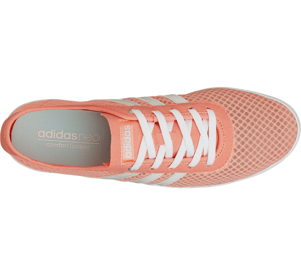 timeless design bf9f4 e563c ... adidas neo high korallee adidas neo red Ballerina ...