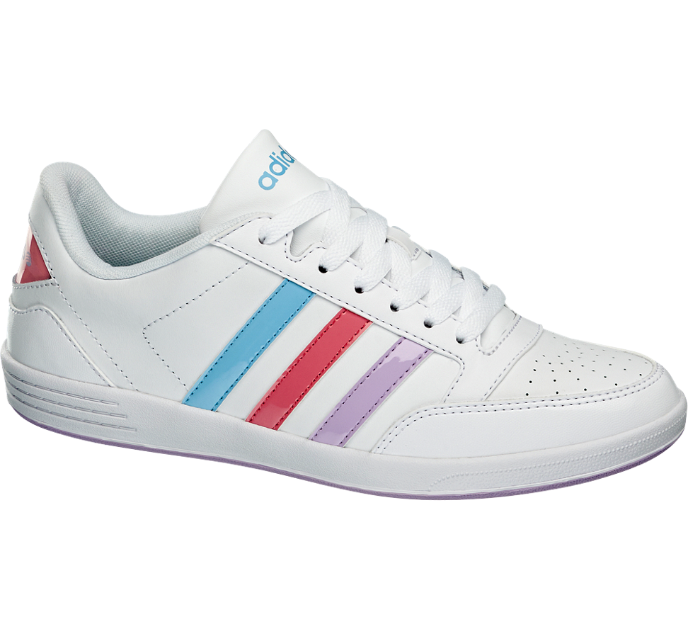 adidas neo baskets hoops low