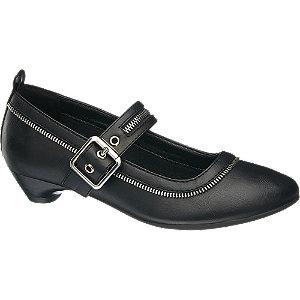 Sapato estilo Mary Jane