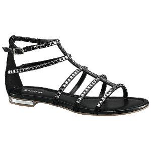 Sandália brilhantes