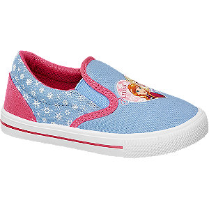 Sapatilha slip on Frozen
