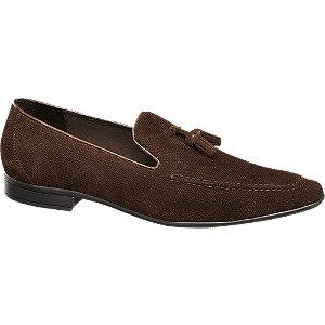 Sapato de pele