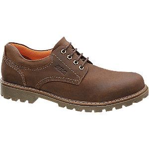 Sapato casual pele