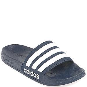 adidas Adiletten CLOUD FOAM SPLASH in Blau | DEICHMANN AT