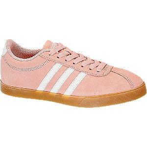 Adidas COURTSET női rózsaszín sneaker
