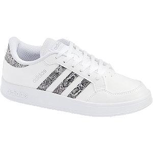 Biele tenisky Adidas Breaknet