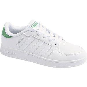 Biele tenisky Adidas Breaknet K
