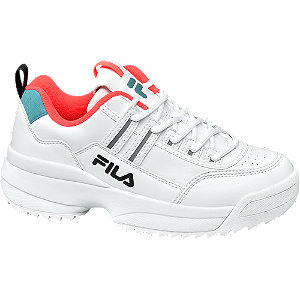 Bílé chunky tenisky Fila