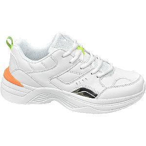 Bílé chunky tenisky Vty