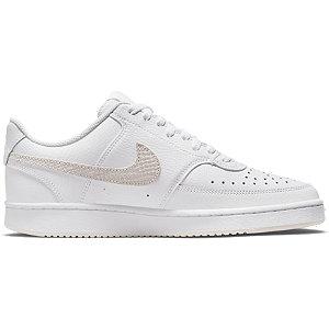 Bílé tenisky Nike Court Vision