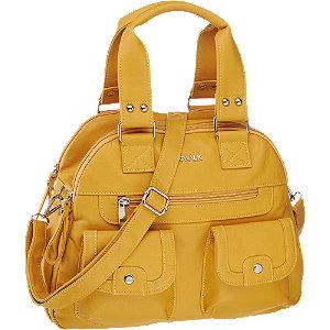 Handtasche in Gelb