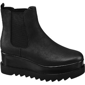 Chelsea Plateau Boots
