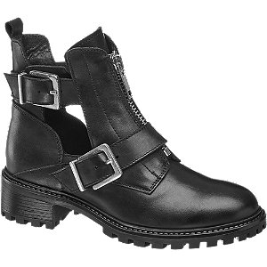 Damen Cut-Out-Boot