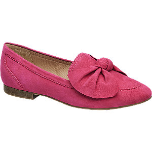 Leder Loafer