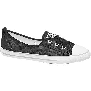 Leinen Sneakers CHUCK TAYLOR ALL STAR BALLET LACE